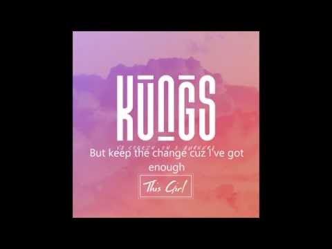 Kungs & Cookin On 3 Burners - This Girl Lyric   sound