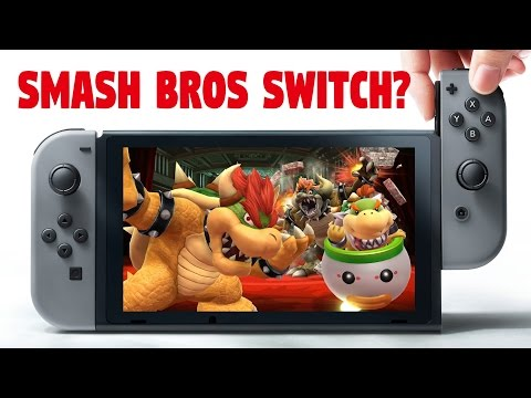 Super Smash Bros for Nintendo Switch - What Should We Expect? - Discussion