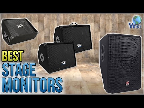 10 Best Stage Monitors 2018