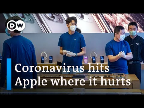 Apple Warns That Coronavirus Is Hurting Profits   DW Business