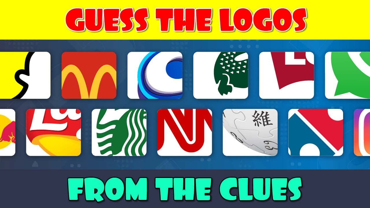 Download Can You Guess the Logo From 3 Clues?