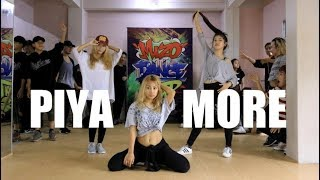 Piya More Song - Baadshaho || Alan Rinawma Dance Choreography