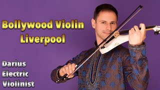 Bollywood Violin Liverpool   Darius Electric Violinist