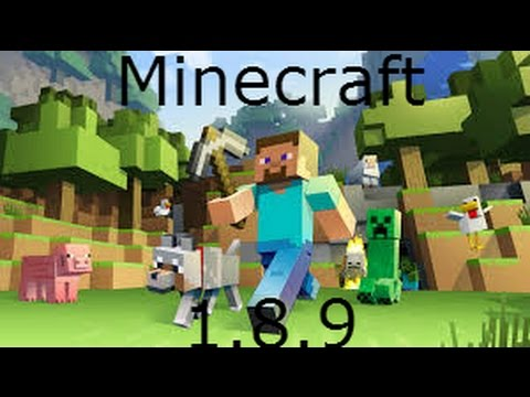 download minecraft 1.8 9 full version pc