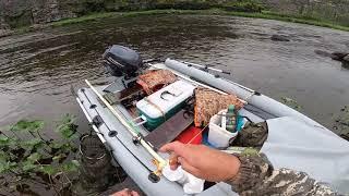 Рыболовная сказка и ЭКСТРИМ часть 3 я