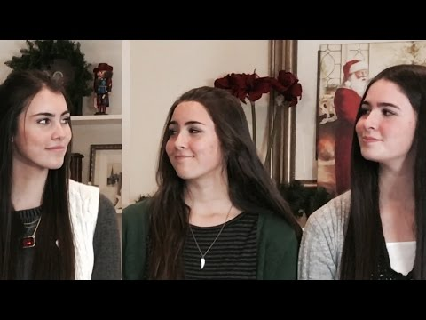 Love is Christmas - Sara Bareilles cover Elenyi and Sarah Young LIGHTtheWORLD