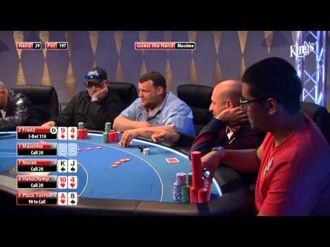 CASH KINGS E12 1/2 - DE - NLH 2/5 - Live cash game poker show - Jens Knossalla