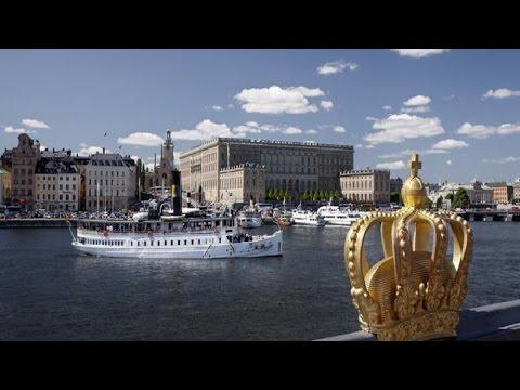 2015 Стокгольм. Экскурсия