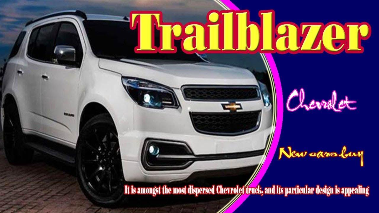 2020 Chevrolet Chevy Trailblazer 2020 Chevy Trailblazer
