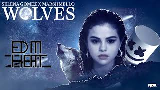 Selena Gomez Marshmello - Wolves (Studio Acapella)