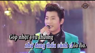 Tân cổ ĐÊM MƯA NHỚ MẸ - HỒ MINH ĐƯƠNG hát karaoke có tiếng hát HMĐ hát theo.
