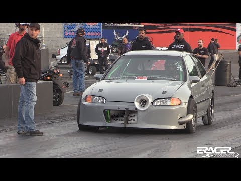 X-FWD Qualifying Coverage | Import Revival 2018 @ Atco | ERacer
