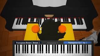 Roblox Piano| Empathy - Flappyb Ossashii (Notes In The Description)