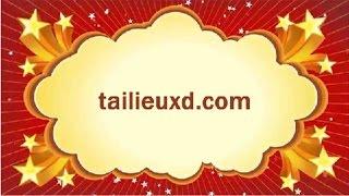 TLXD - Hướng dẫn sử dụng bảng excel tính móng cọc
