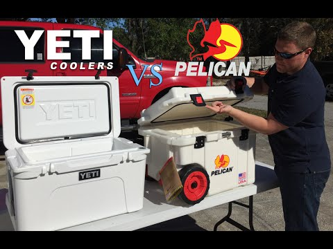 Pelican Coolers vs Yeti | Coolers On Sale