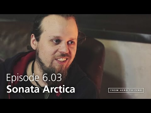 📽 6.03: Sonata Arctica's Henrik Klingenberg on consumer behaviour, convenience of new tech and more