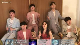 [Acappella] Disney Medley by Voiceband Exit(feat. Heeju Lee)