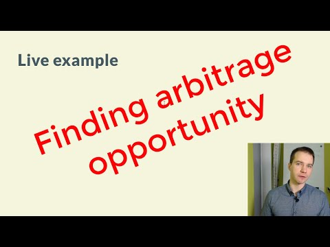 How To Find Arbitrage Opportunities On Crypto Exchanges
