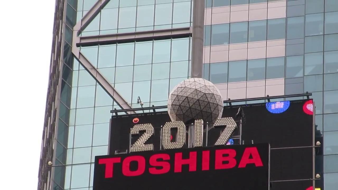 Ny New Years Eve Ball Drop