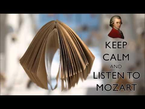 Mozart für Studium und Konzentration Vol. 2 Klassische Musik für das Studium Musik Studieren