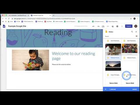 The New Google Sites Tutorial 2020
