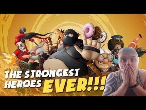 Awakening Of Heroes: MOBA 5V5 ►Обзор,Первый взгляд,Геймплей,Gameplay
