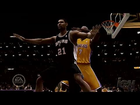 NBA Live 08 PlayStation 3 Trailer - Al Horford from YouTube · Duration:  1 minutes 13 seconds  · 372 views · uploaded on 5/21/2011 · uploaded by IGN