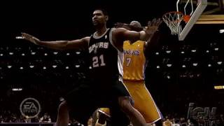 NBA Live 08 PlayStation 3 Trailer - Own the Paint