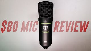 Mackie EM-91C Condenser Mic Review / Test (Compared to NW700, AT2020, King Bee)