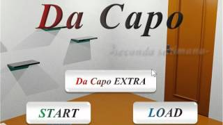 Da Capo - Seconda Settimana walkthrough with Extra End