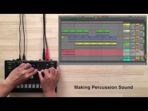 Pioneer DJ AS-1&Live #4 | Making Percussion Sound