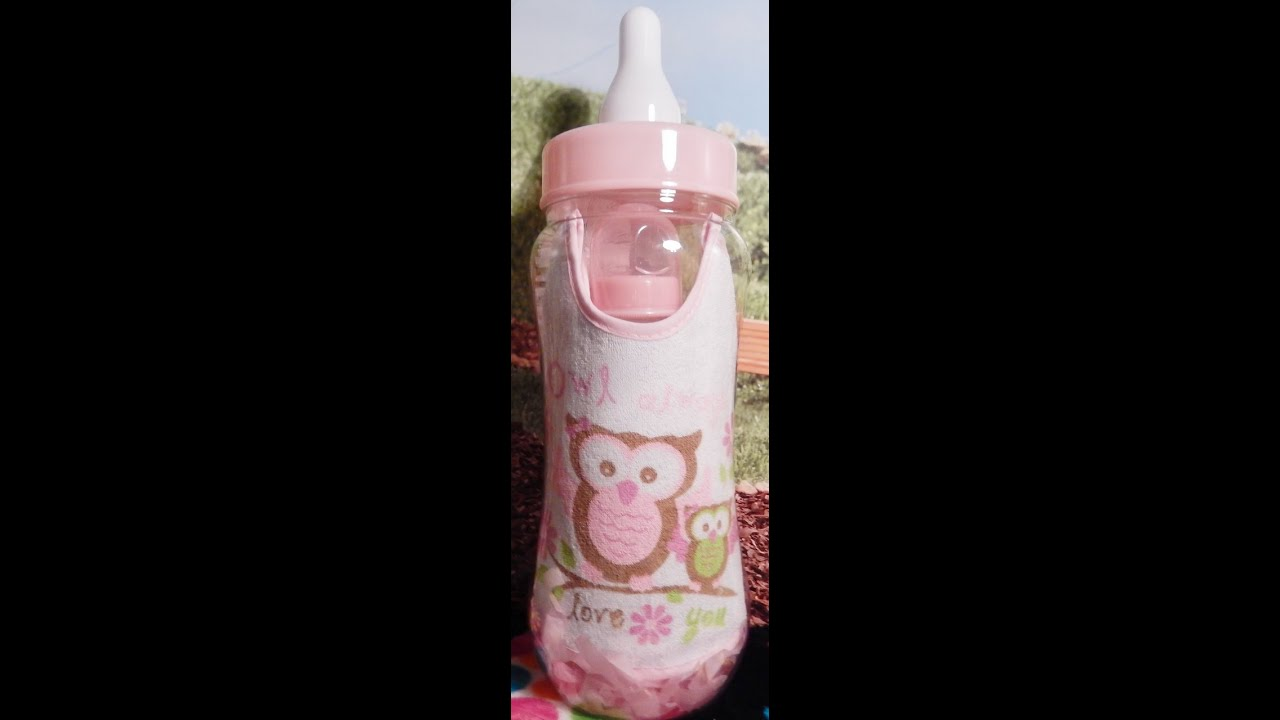 Review Of Cribmates Baby Owl Bottle Bank Gift Set Youtube