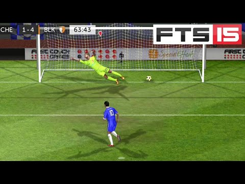 first touch soccer 2015 fts 15 android gameplay 34 youtube youtube