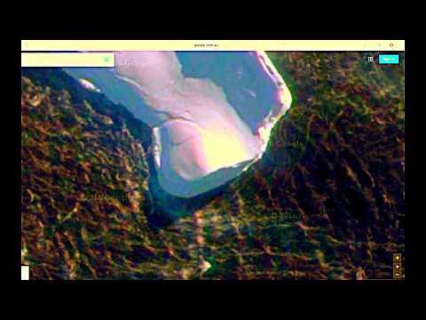 Birkeland currents flow around Iceberg - Antarctica