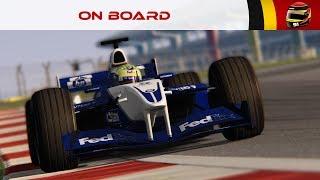 On Board #102 : Williams FW24 (Buddh) [4K]