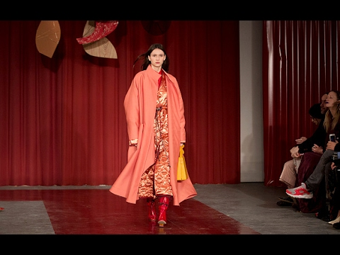 Roksanda | Fall Winter 2017/2018 Full Fashion Show | Exclusive