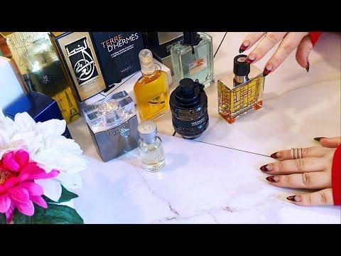 ASMR Men's Perfume Store Designer Fragrance Counter Role Play ~ Soft Spoken/Whisper