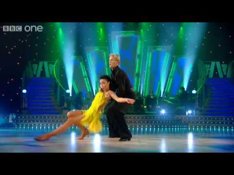 Christine and Matthew - Strictly Come Dancing 2008 Round 8 - BBC One