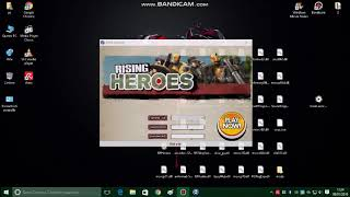 How to install Rising Hub launcher [Battlefield Heroes]  - 2018 // READ DESCRIPTION