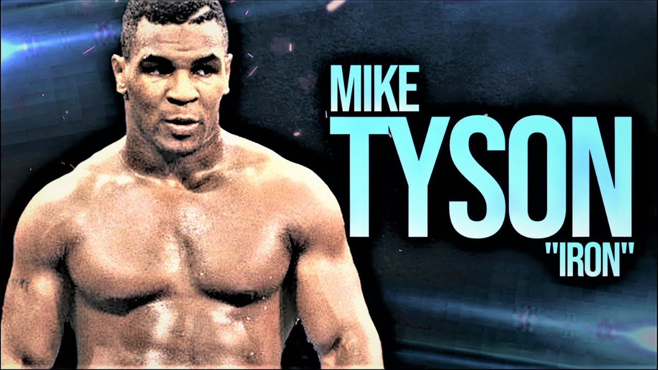 The Destructive Power Of Mike Tyson - YouTube