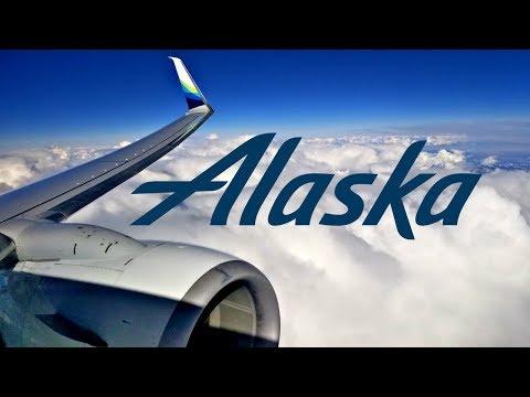 "Alaska 737-890 SEA-BUR ""Premium Class"" (Cloud Art)"