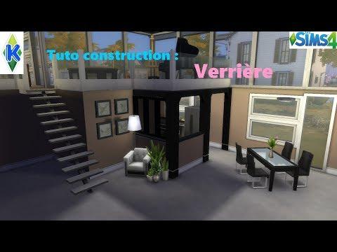 [SIMS 4]Tuto construction : Verrière