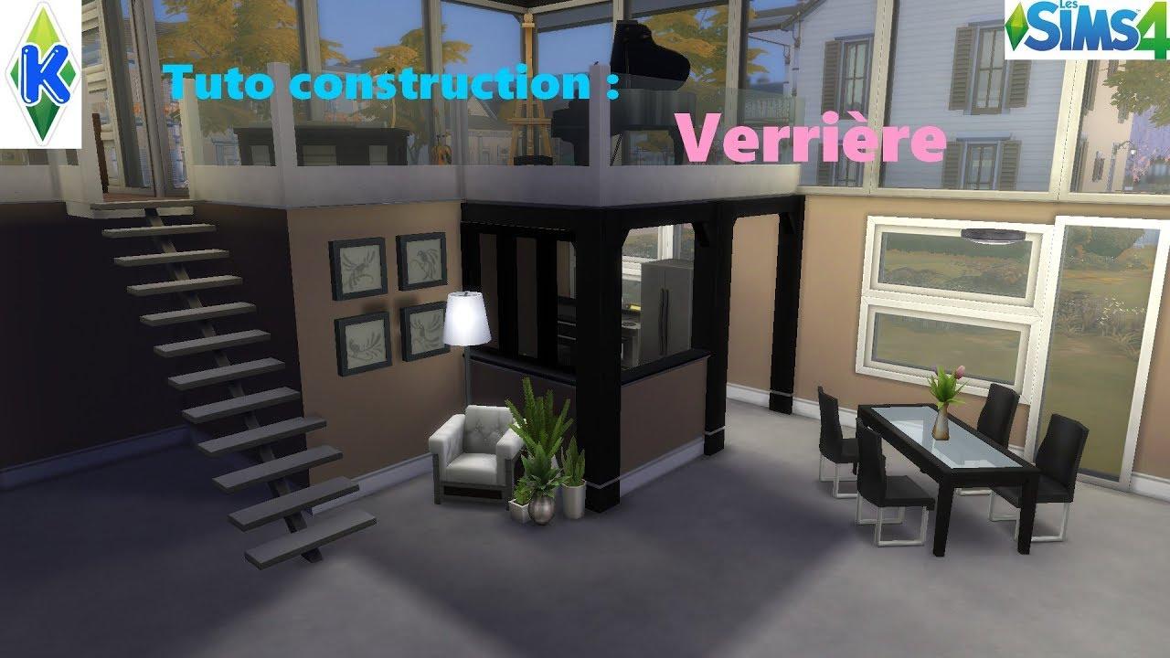 Tuto Faire Une Verriere [sims 4]tuto construction : verrière