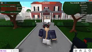 RETRO STYLE HOME HOUSE TOUR in ROBLOX (Welcome To Bloxburg)