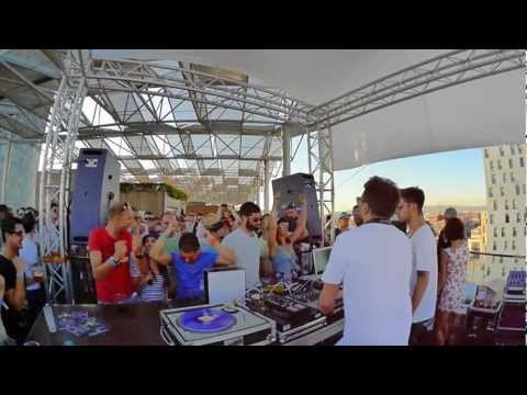 Tale Of Us @ RA by day, Hotel Diagonal Barcelona Off Sonar 2012