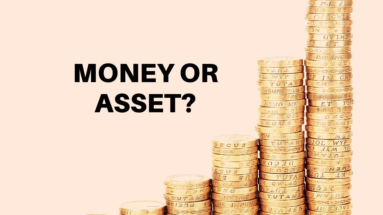 Money or assets. For Green bill stackers