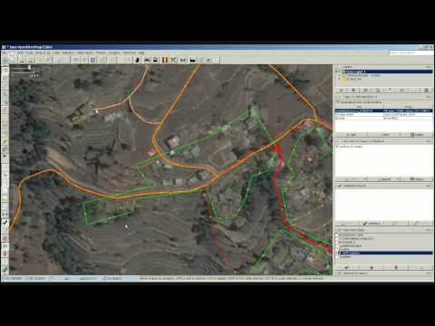 HOT/OSM Mapping