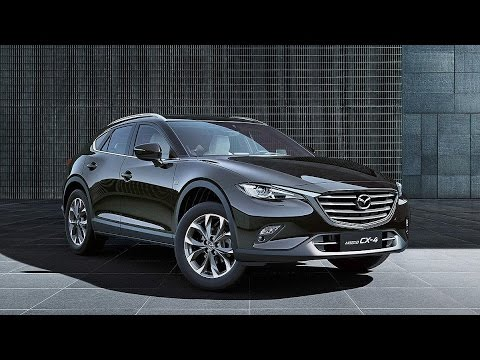 2017 mazda cx4 exterior and dashboard view - youtube