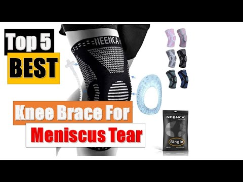 10 Best Knee Brace for Meniscus Tear – Reviews & Buying Guide