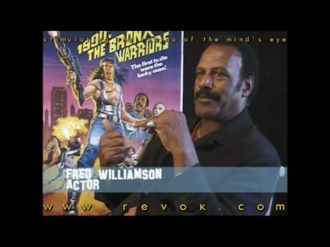 FRED 'THE HAMMER' WILLIAMSON - Interview (part 1) discussing his career and more